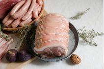 Pork Shoulder Boned and rolled from Primrose Herd
