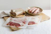 Cornish Breakfast pack from The Primrose Herd online shop and Farm Butchery