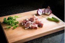 bacon off cuts from Primrose Herd online shop and farm butchery.