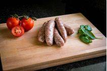 Sun Dried Tomato & Basil Sausages