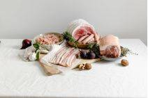 Christmas Hamper- Luxury for two from the Primrose Herd online shop and farm butchery