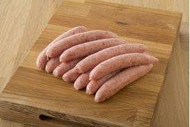 Pork Chipolata sausages from Primrose Herd Online Shop and Farm Butchery